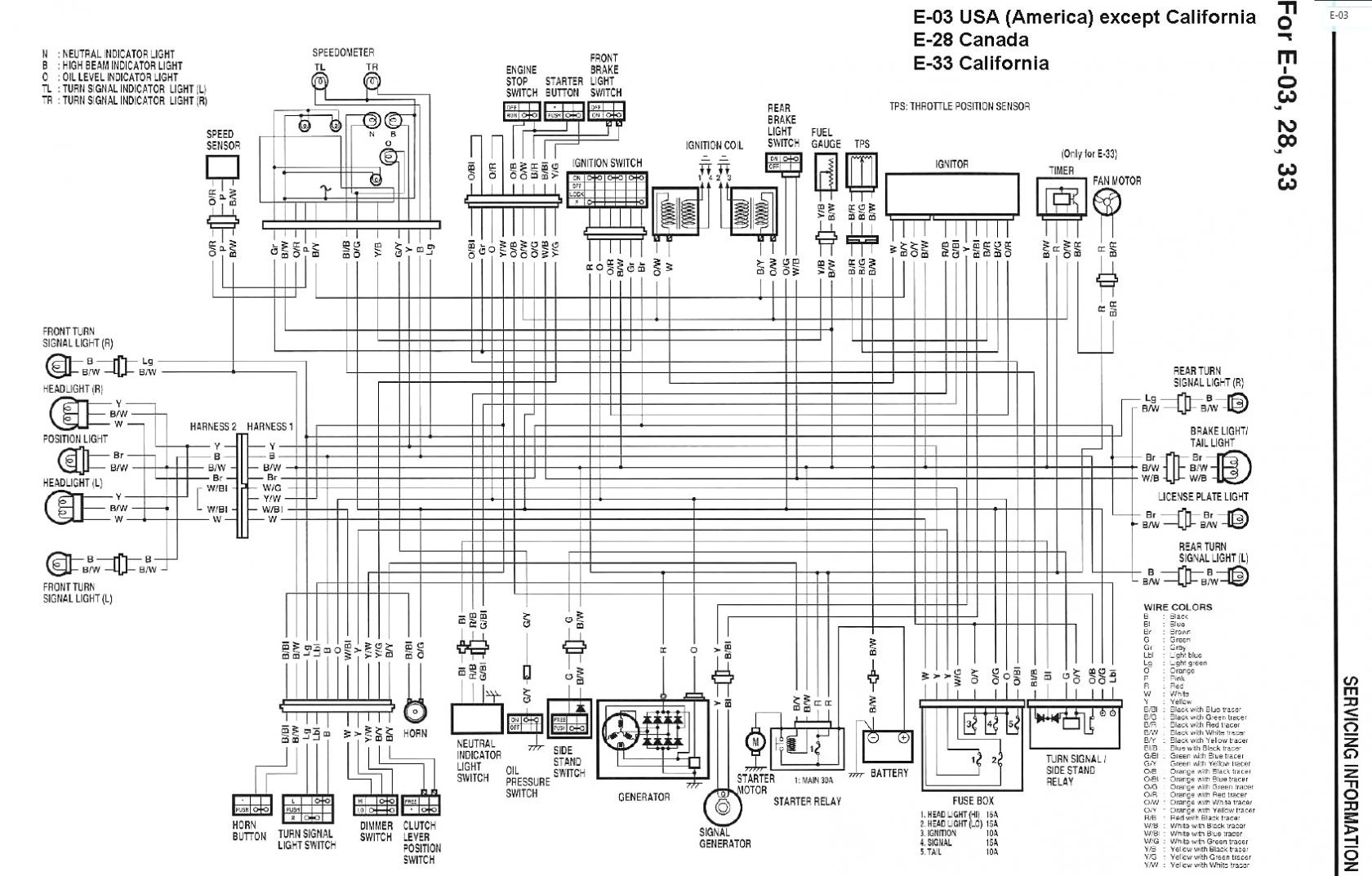 suzuki df140 wiring diagram | free wiring diagram suzuki margalla wiring diagram