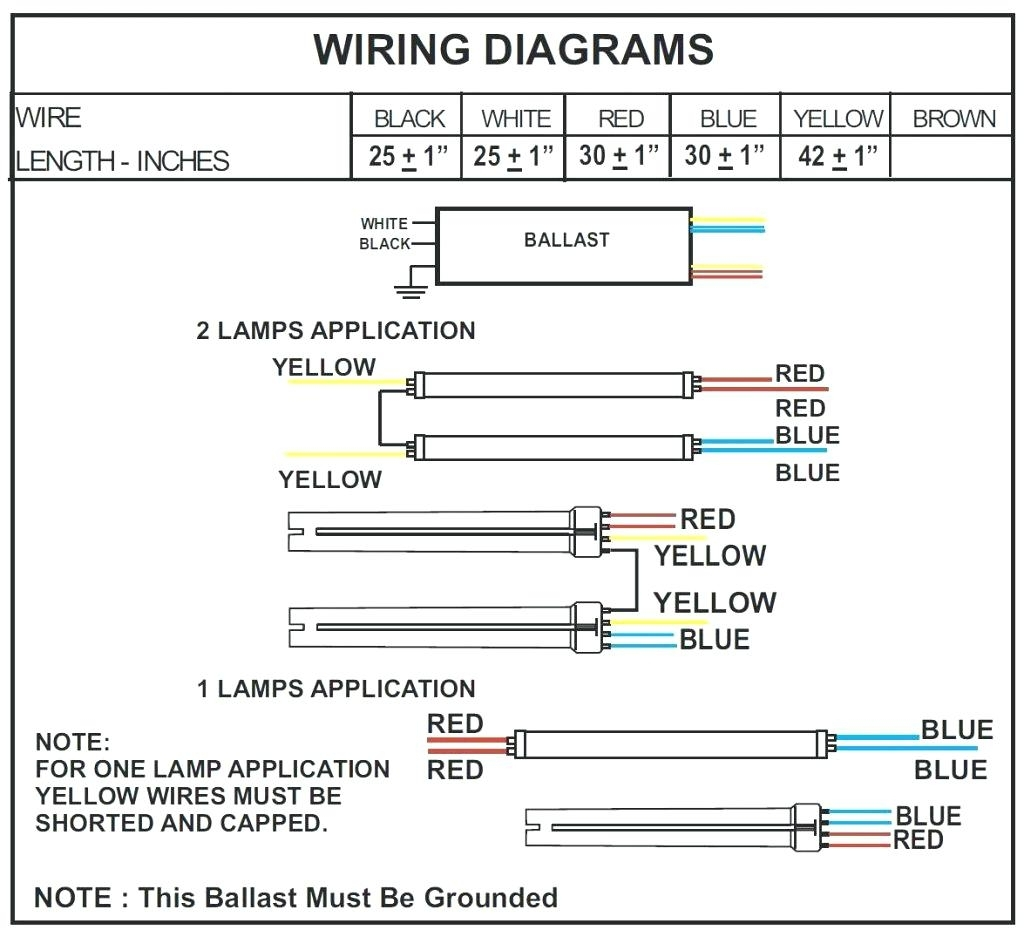 DIAGRAM] Electronic Ballast Diagram Circuit FULL Version HD Quality on