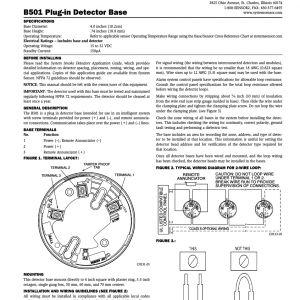 System Sensor Smoke Detector Wiring Diagram - Perfect Smoke Detector Connection Diagram Electrical Diagram System Sensor Smoke Detector Wiring Diagram 7p