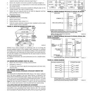System Sensor Smoke Detector Wiring Diagram - System Sensor Smoke Detector Wiring Diagram 10r