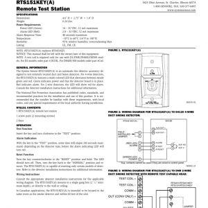System Sensor Smoke Detector Wiring Diagram - System Sensor Smoke Detector Wiring Diagram Fresh Wiring 3 Wire Smoke Detectors Wiring Diagram and Fuse 8a