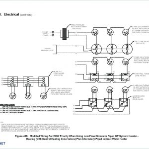 Taco 006 B4 Wiring Diagram - Taco Circulator Pump Wiring Diagram Unique Zone Valve Wiring Diagram Taco 006 B4 Wiring Diagram 13o