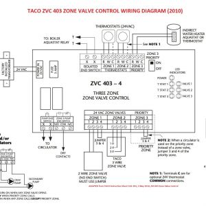 Taco 006 B4 Wiring Diagram - Taco Zvc403 Wiring Diagram 2010 Taco Mediapickle Me Rh Mediapickle Me Taco 006 B4 Recirc Pump 20l