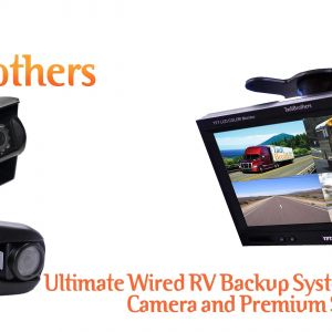 Tadibrothers Backup Camera Wiring Diagram - Travel Trailer Wired Backup Camera Systems From 3s