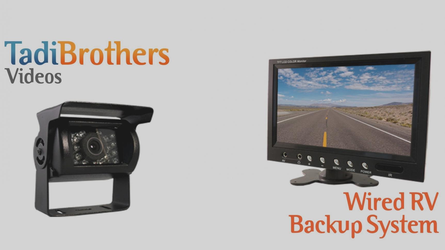 Tadibrothers Backup Camera Wiring Diagram