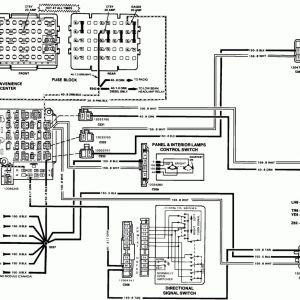 Tail Light Wiring Diagram 1995 Chevy Truck - Tail Light Wiring Diagram 1995 Chevy Truck 018 at 15j