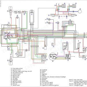 Taotao 110cc atv Wiring Diagram - Elegant 110cc Chinese atv Wiring Diagram 26 Ansul System within Inside Tao 110 13t
