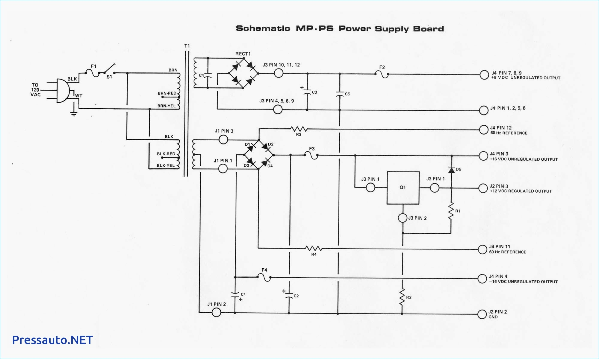 tattoo power supply wiring diagram Download-Tattoo Power Supply Wiring Diagram Pc Power Supply Wiring Diagram Wiring 7-f