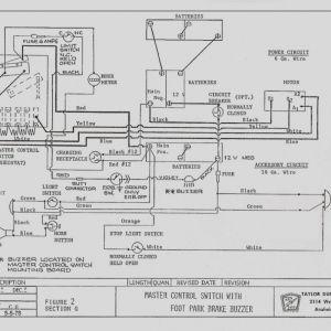 Taylor Dunn 36 Volt Wiring Diagram - Taylor Dunn 36 Volt Wiring Diagram Taylor Dunn Wiring Diagram New Nice Taylor Dunn Wiring 14c