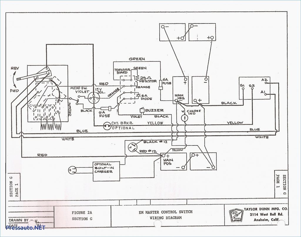 taylor dunn wiring diagram Download-taylor dunn wiring diagram Collection Western Golf Cart Battery Wiring Diagram Taylor Dunn Harness Ez 3-p