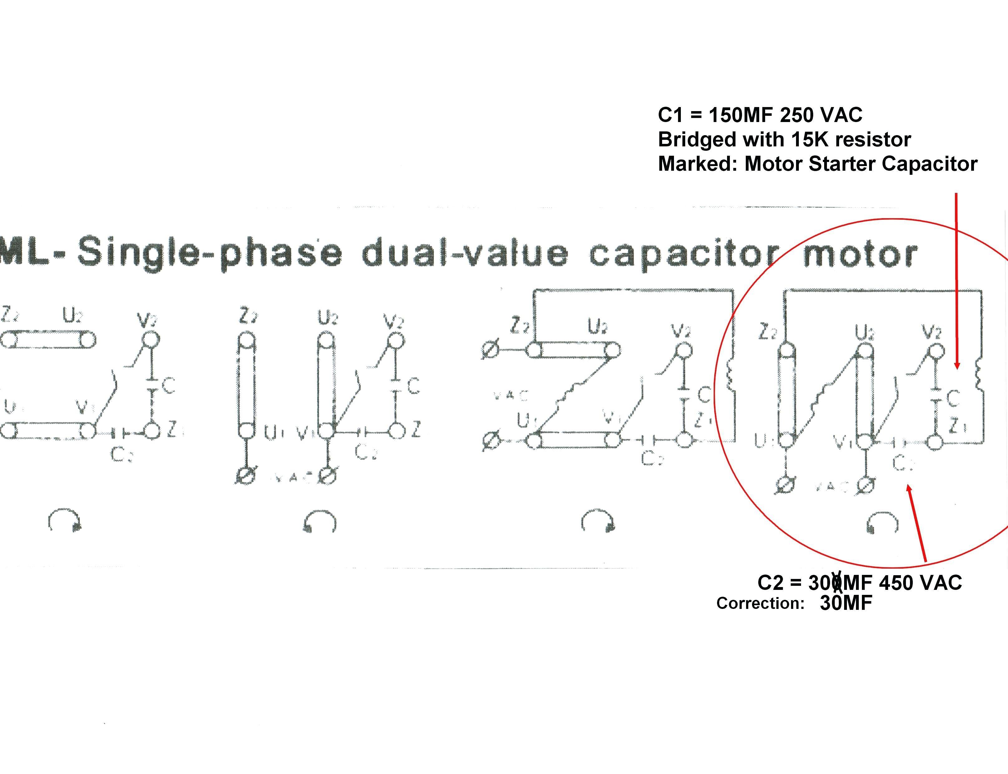 Teco Westinghouse Motor Wiring Diagram