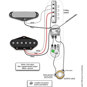 Telecaster 3 Pickup Wiring Diagram - Guitar Wiring Diagrams 3 Pickups Best Wiring Diagram Seymour Duncan Quarter Pounder Free 8j