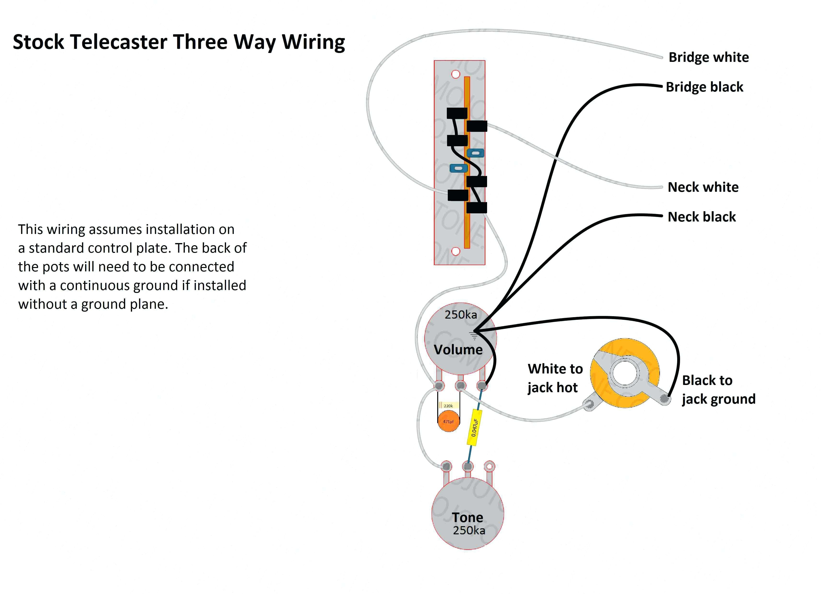 telecaster 3 pickup wiring diagram Collection-Wiring Diagram Les Paul New Wiring Diagram Guitar Jack Fresh Guitar Wiring Diagrams 2 Pickups 8-m