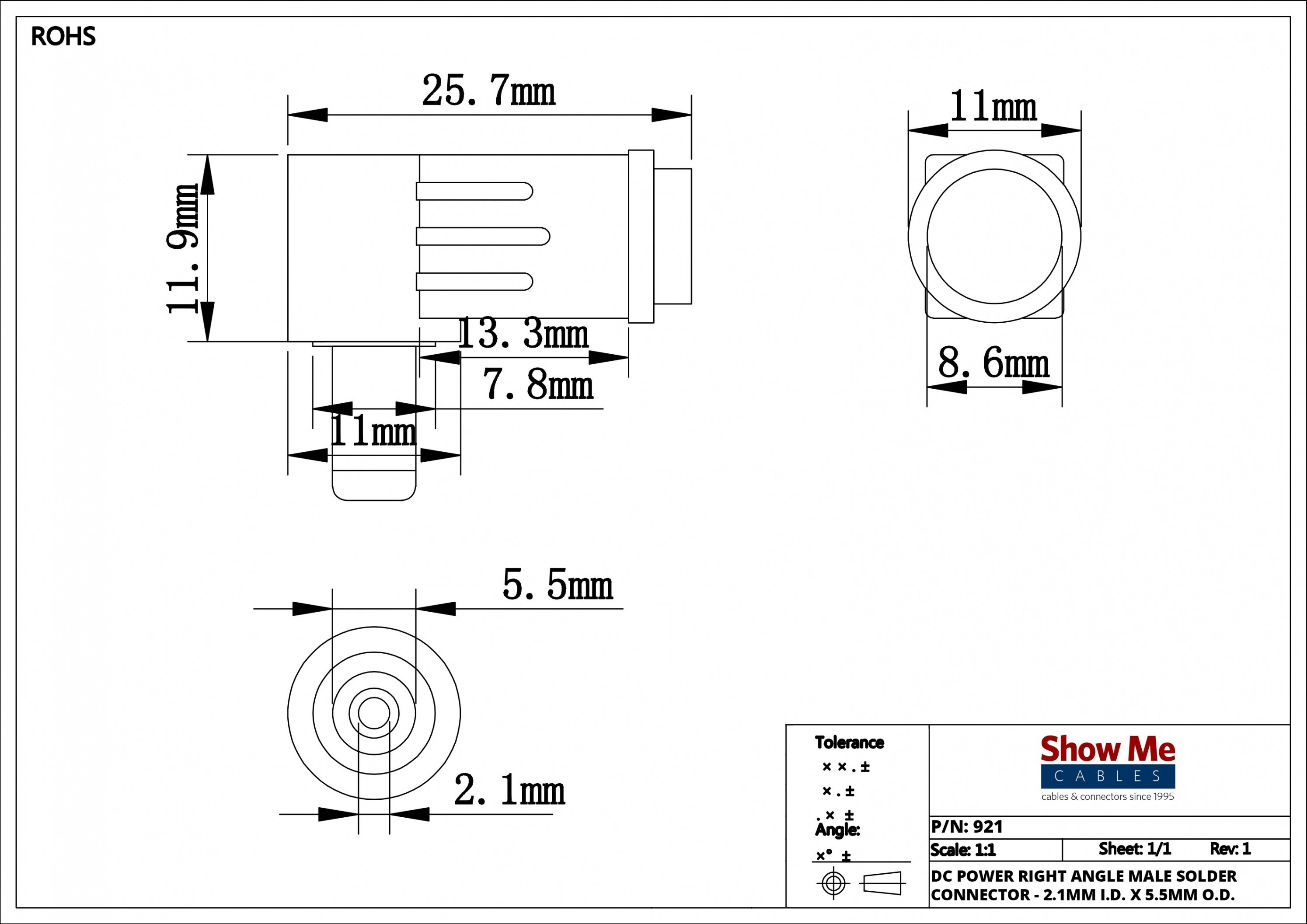 telephone terminal block wiring diagram Download-3 5 Mm Jack Wiring Diagram Fresh 2 5mm Id 5 5mm Od Power Connector 14-h