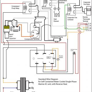 Temperature Controller Wiring Diagram - Chiller Control Wiring Diagram 7e