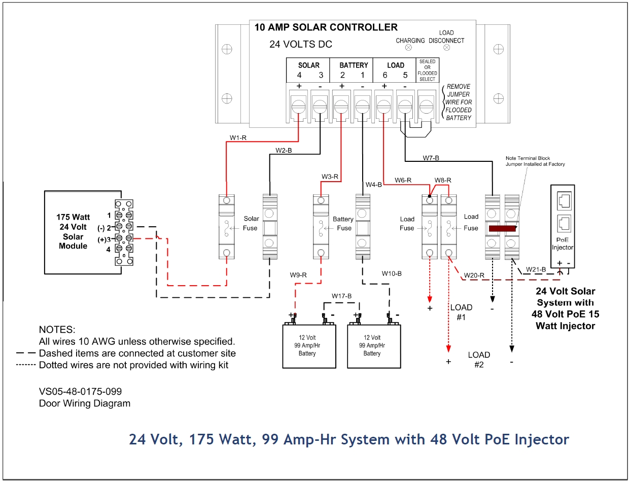 48 Volt System Wiring Diagram - Wiring Diagrams Dc Volt Battery Wiring Diagram on