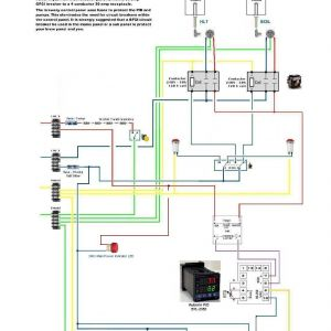 Temperature Controller Wiring Diagram - My Two 5500 Watt Element 1 Pid and Ssr Build Homebrewtalk Rh Homebrewtalk toro Ecx Sprinkler Wiring Diagram Board Camera Wiring Diagram 19f