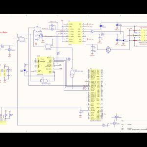 Tesla Wiring Diagram - I Also Found the Main Connector J1 Part Number by sorting Through Digikey It Looked Like A Molex that and the Pins Spacing Was Enough to Go On 18c