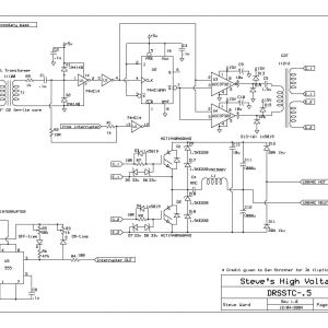 Tesla Wiring Diagram - Wiring Diagram for My House New Tesla Coil Circuit Diagram Lovely My First Drsstc Diagram 4g