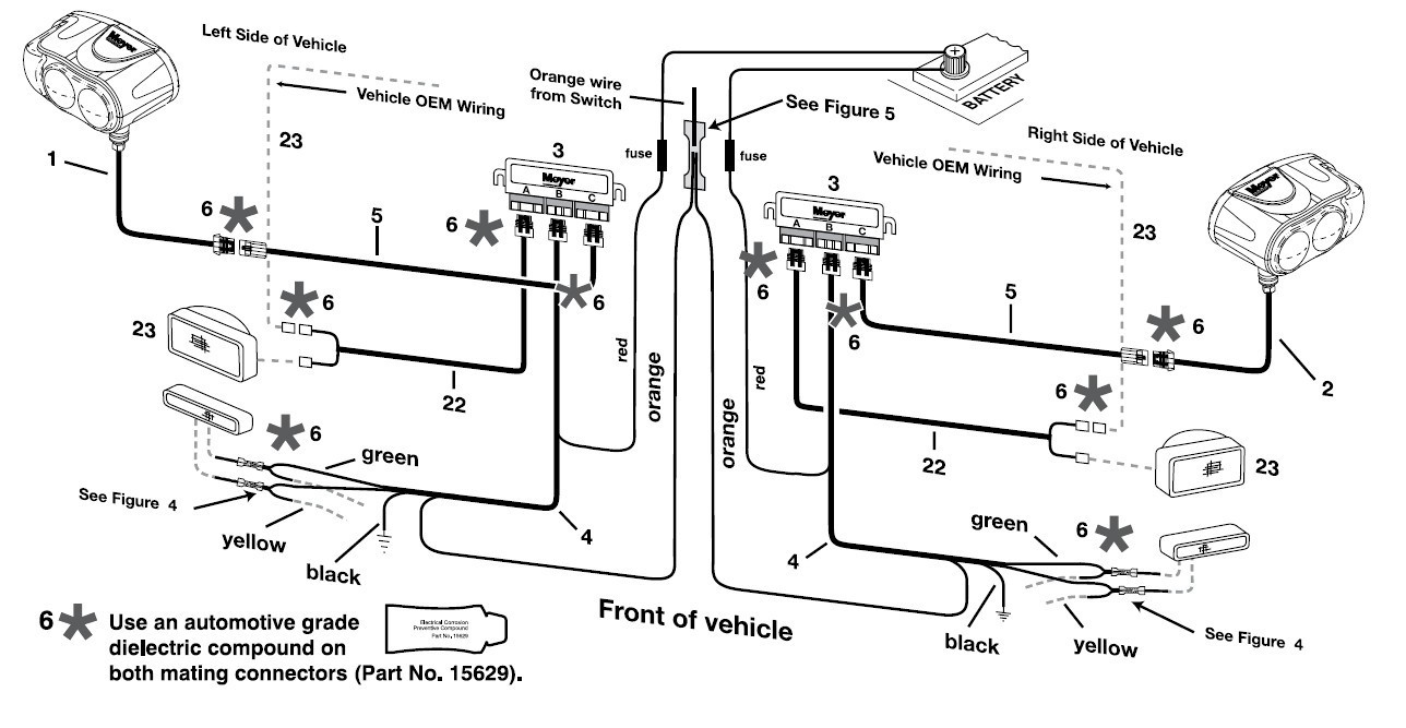 the boss snow plow wiring diagram Collection-meyers snow plows wiring diagram Download Meyer Plow Wiring Diagram Mihella Me Meyer Snow Plow DOWNLOAD Wiring Diagram 19-e
