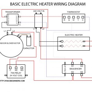 Thermostat Wiring Diagram - Wiring A Ac thermostat Diagram New Hvac Wiring Diagram Best Wiring Diagram for thermostat – Wire 10i