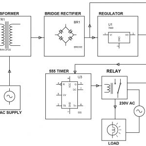 Time Delay Relay Wiring Diagram - Wiring Diagram Time Delay Relay Inspirationa Luxury Wiring Diagram Timer Relay 17r