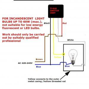 Touch Lamp Sensor Wiring Diagram - touch Lamp Dimmer Switch Wiring Diagram Search for Wiring Diagrams U2022 Rh Idijournal Westek touch 20t