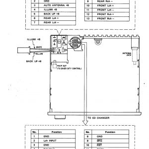 Toyota 86120 Wiring Diagram - Factory Car Audio Wiring Diagrams Wire Center U2022 Rh Ayseesra Co 9p