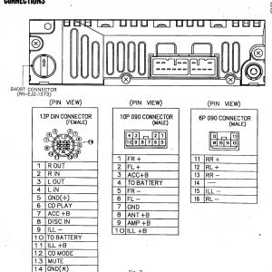 Toyota Corolla Radio Wiring Diagram - 1993 toyota Corolla Wiring Diagram Manual Inspirationa toyota Audio Wiring Diagram Wiring Diagram Database 17j