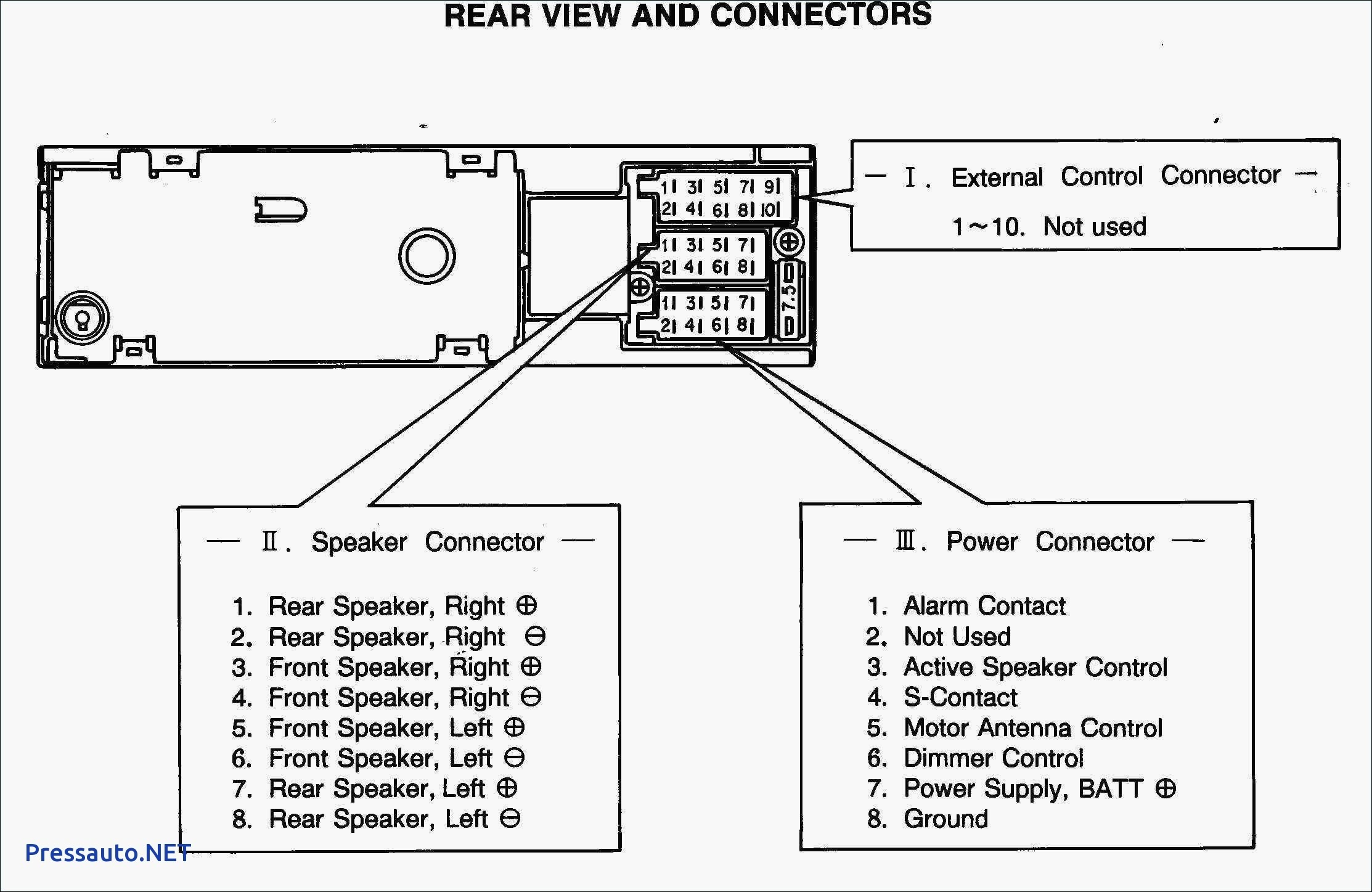 Toyota Matrix Radio Wiring Diagram