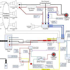 Radio Wiring Diagram For A Toyota Avalon on