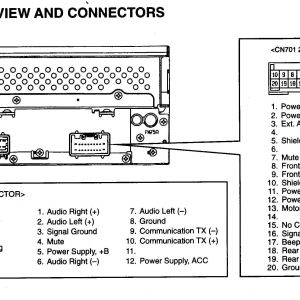 Toyota Tacoma Stereo Wiring Diagram - toyota Ta A Stereo Wiring Diagram at toyota Stereo Wiring Diagram Intended for 15k