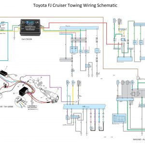 Toyota Trailer Wiring Diagram - toyota Tundra Trailer Wiring Harness Diagram Beautiful Flat tow 6mt Yes It Can Be Done toyota 4l