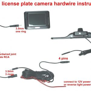 Toyota Tundra Backup Camera Wiring Diagram - Wiring Diagram for Reversing Camera Save Luxury Backup Camera Wiring Diagram Wiring 13m