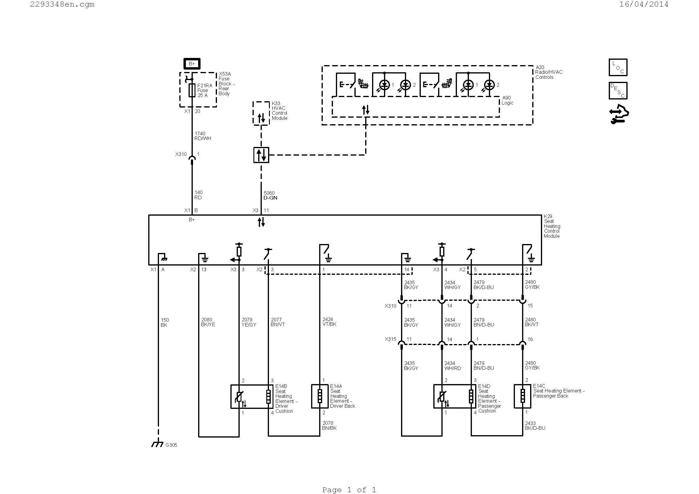 Traffic Signal Wiring Diagram