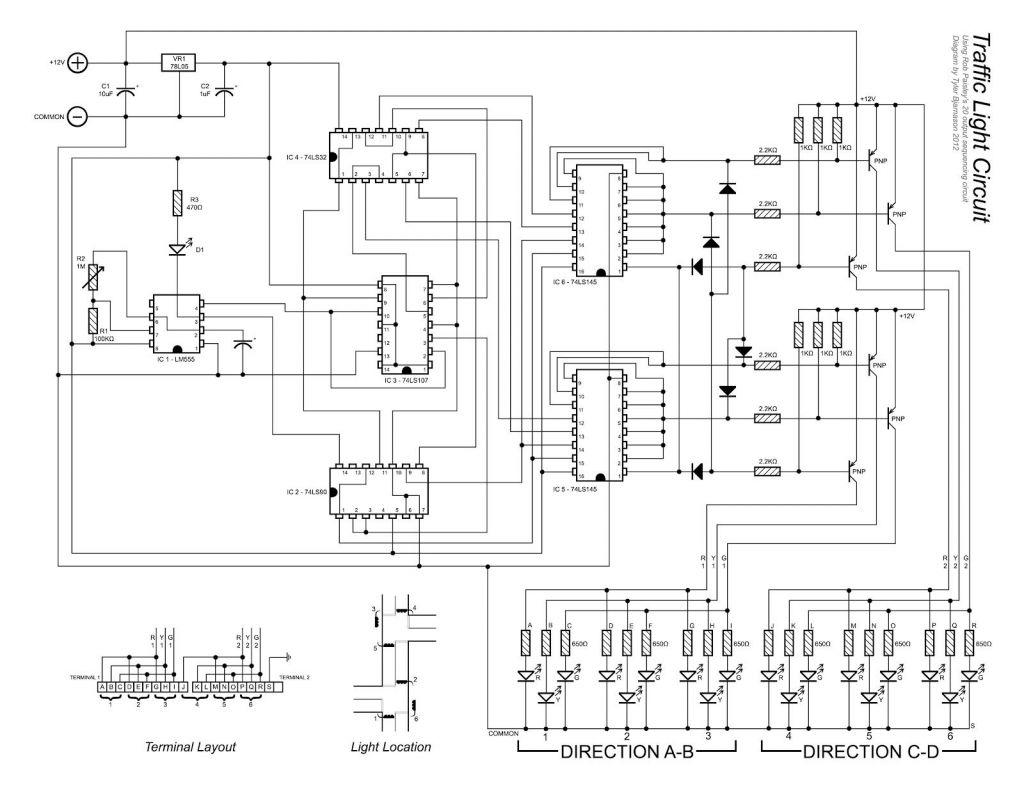 odot traffic signal wiring drawings traffic buster wiring diagram