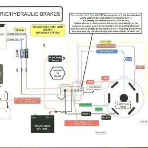 Trailer Breakaway Switch Wiring Diagram - Wiring Diagram Trailer with Brakes Best 5 Way Trailer Wiring Diagram Awesome 5 Way Trailer Wiring 19e