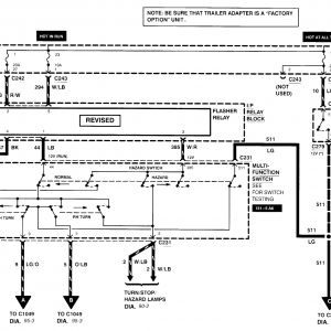 Trailer Wiring Harness Schematic | Free Wiring Diagram on