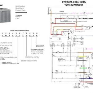Trane Condenser Wiring Diagram - Rescue An Motor Wiring Diagram Mars Schematic Outside Lovely Trane 11o