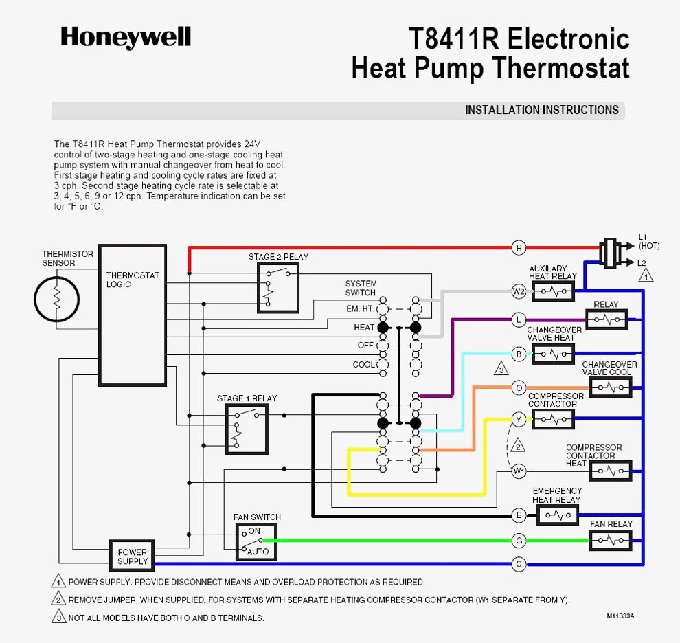 trane heat pump wiring schematic Collection-New Heat Pump Thermostat Wiring Diagram Trane Heat Pump Wiring With Thermostat Diagram Gooddy Org Heat Pump Wiring Diagrams 9-p