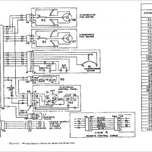 Trane Rooftop Unit Wiring Diagram - Trane Voyager Rooftop Ac Wiring Diagrams Wire Center U2022 Rh Flrishfarm Co 3 Wire thermostat Wiring Diagram Honeywell thermostat Wiring Diagram 11b