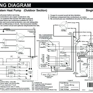 Trane thermostat Wiring Diagram Tutorial - Trane Weathertron thermostat Wiring Diagram Nest for Heat Pump Tutorial and 19p