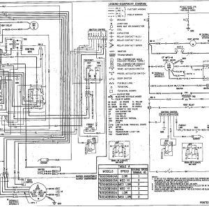 Trane Xt500c thermostat Wiring Diagram - Trane Weathertron thermostat Wiring Diagram Ideas Collection Furnace for 18j
