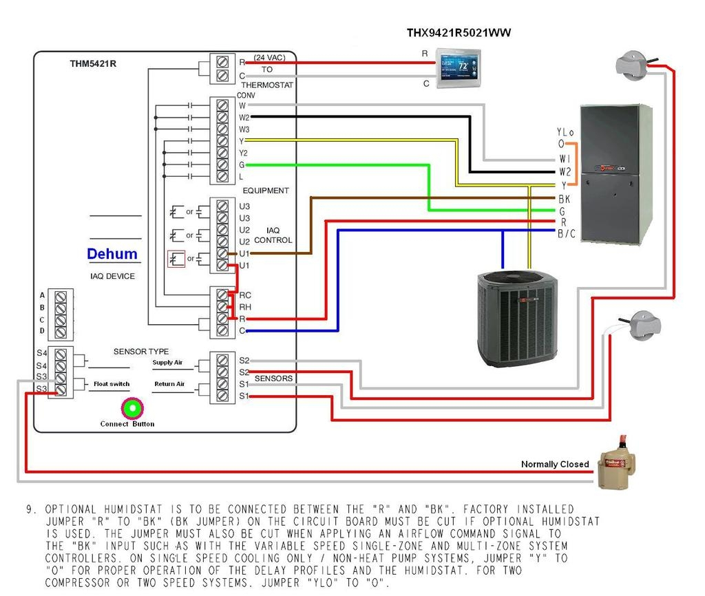 Trane Xr13 Wiring Diagram Collection   Apktodownload Com