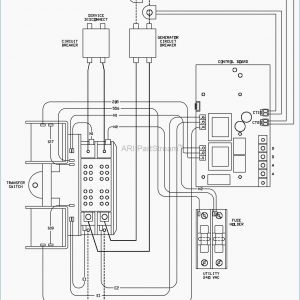 Transfer Switch Wiring Diagram - whole House Transfer Switch Wiring Diagram Beautiful Generator Manual Transfer Switch Wiring Diagram 4m