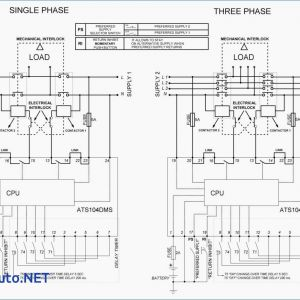 Transfer Switch Wiring Schematic - Automatic Transfer Switch Wiring Diagram Free Best Generac Automatic Transfer Switch Wiring Diagram Throughout Free 4b