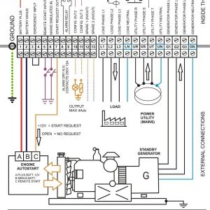 Transfer Switch Wiring Schematic - Generac Generator Transfer Switch Wiring Diagram Generac Automatic Transfer Switch Wiring Diagram Inside 2a