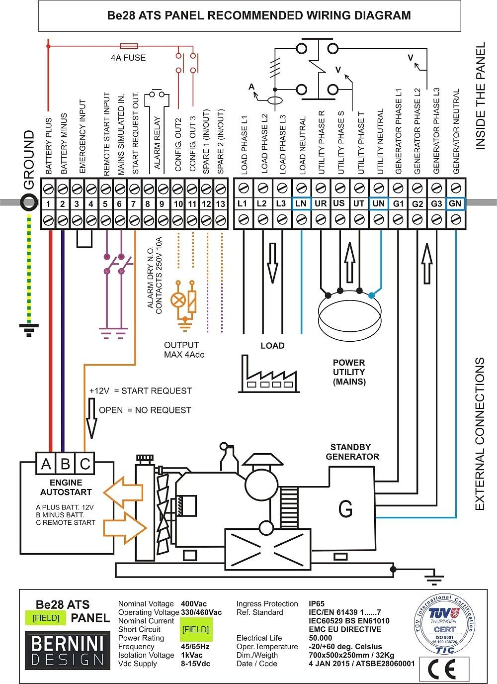 transfer switch wiring schematic Download-Generac Generator Transfer Switch Wiring Diagram Generac Automatic Transfer Switch Wiring Diagram Inside 6-p
