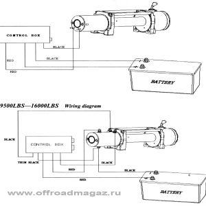 Traveller Winch Wiring Diagram - Wiring Diagram Detail Name Traveller Winch Wiring 1k