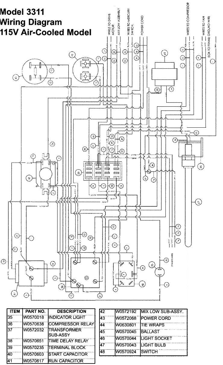 true freezer t 23f wiring diagram free wiring diagram